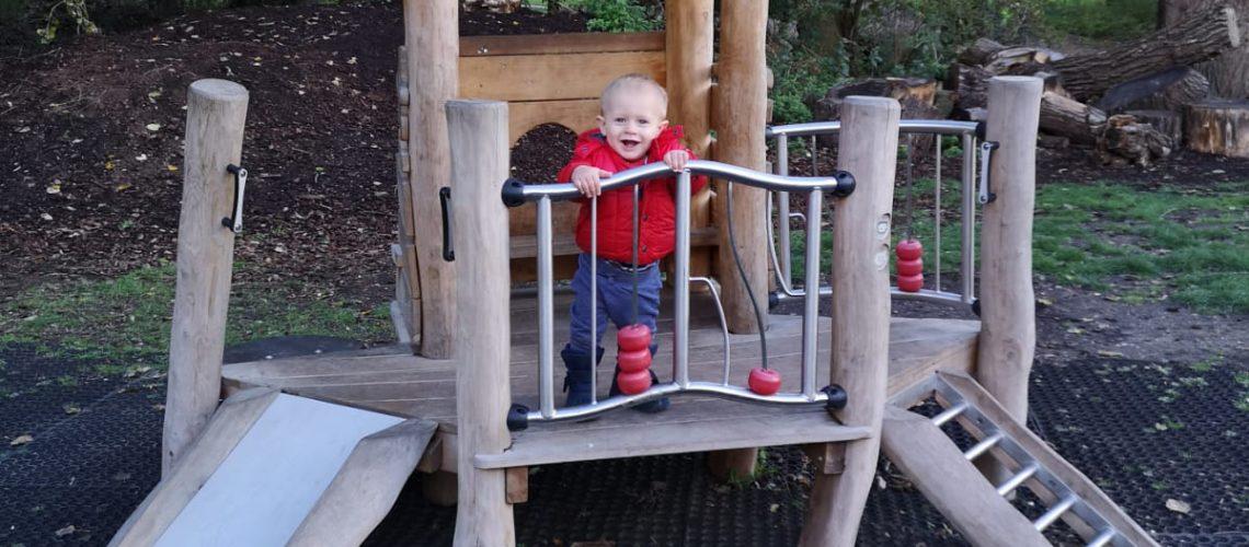 fun and child development in the playground